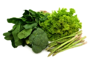 Dark-Greens-Best-Foods-Nutrition-for-Your-Hair