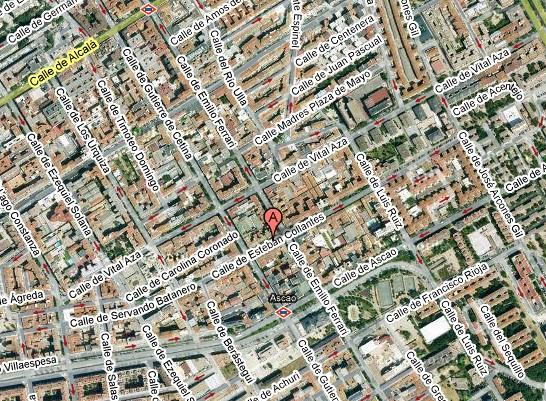 Google-Maps-Madrid