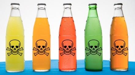 Las bebidas azucaradas, un camino hacia la tumba para miles de personas