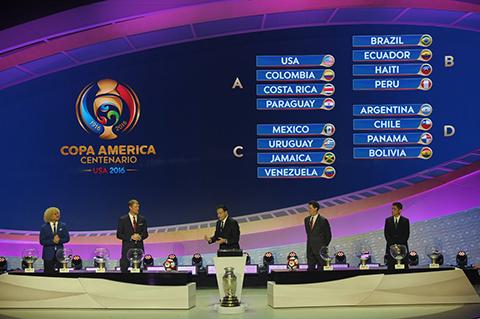 Bolivia tendrá como rivales a Chile y Argentina