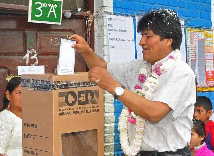 COMIENZA EN BOLIVIA POLÉMICA ELECCIÓN DE MAGISTRADOS DE MÁXIMOS TRIBUNALES