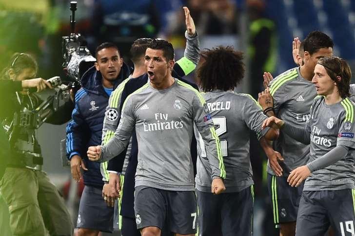 Roma vs Real Madrid resultado, resumen y goles